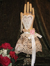 Collectible Cloth Doll - Proverbs