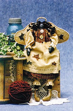 Collectible Cloth Doll - Precious