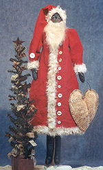 Collectible Cloth Doll - Peace on Earth