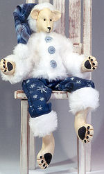 Collectible Cloth Doll - Humphrey